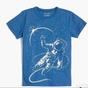 Glow in the dark astronaut T-shirt
